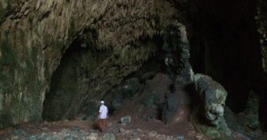 Пещера Св. Параскевы (Skotini cave) на Крите.