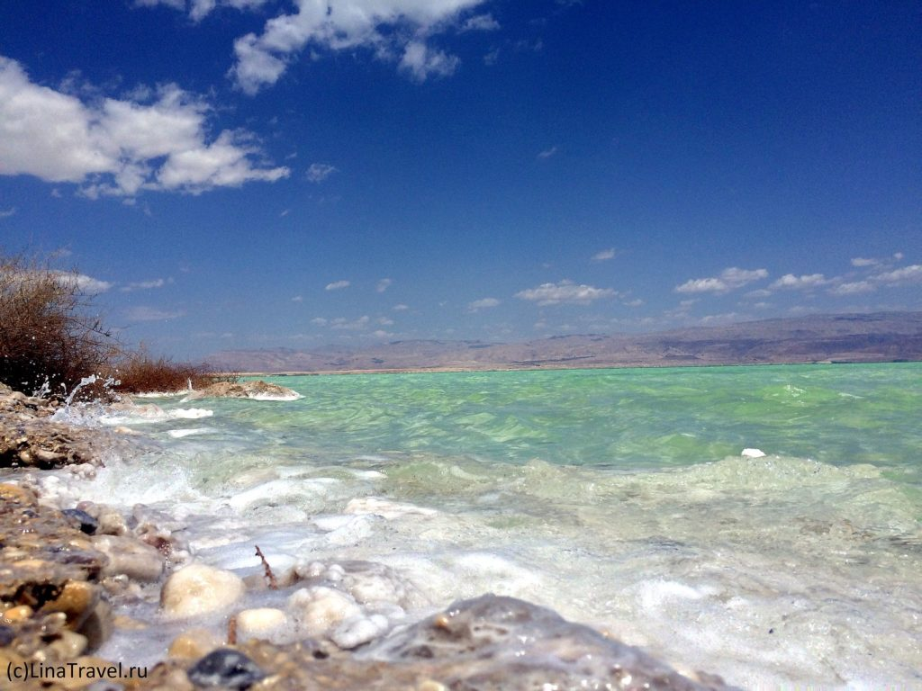 north dead sea
