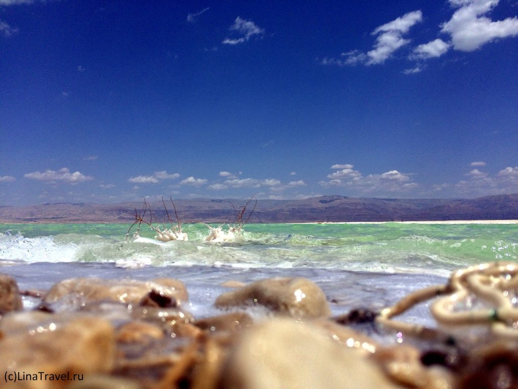 dead sea north