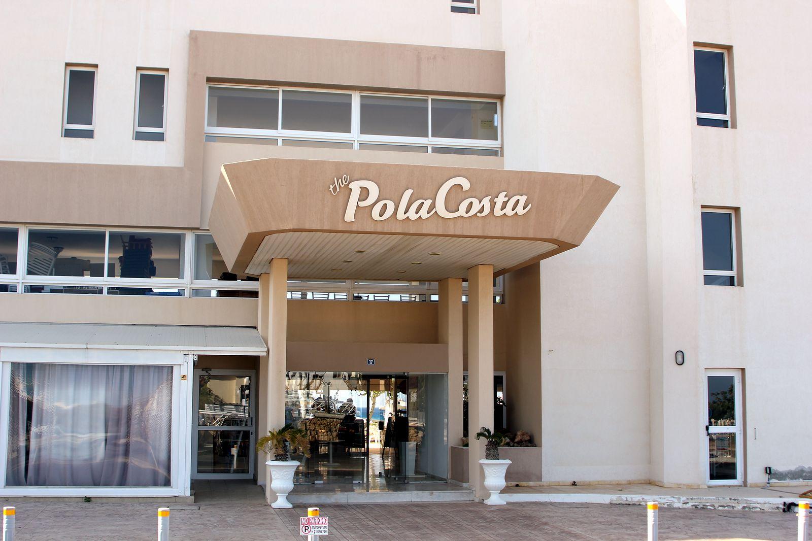 Cyprus. Pola Costa hotel
