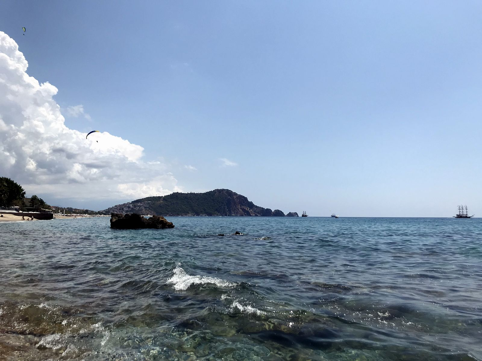 Alanya snorkeling place