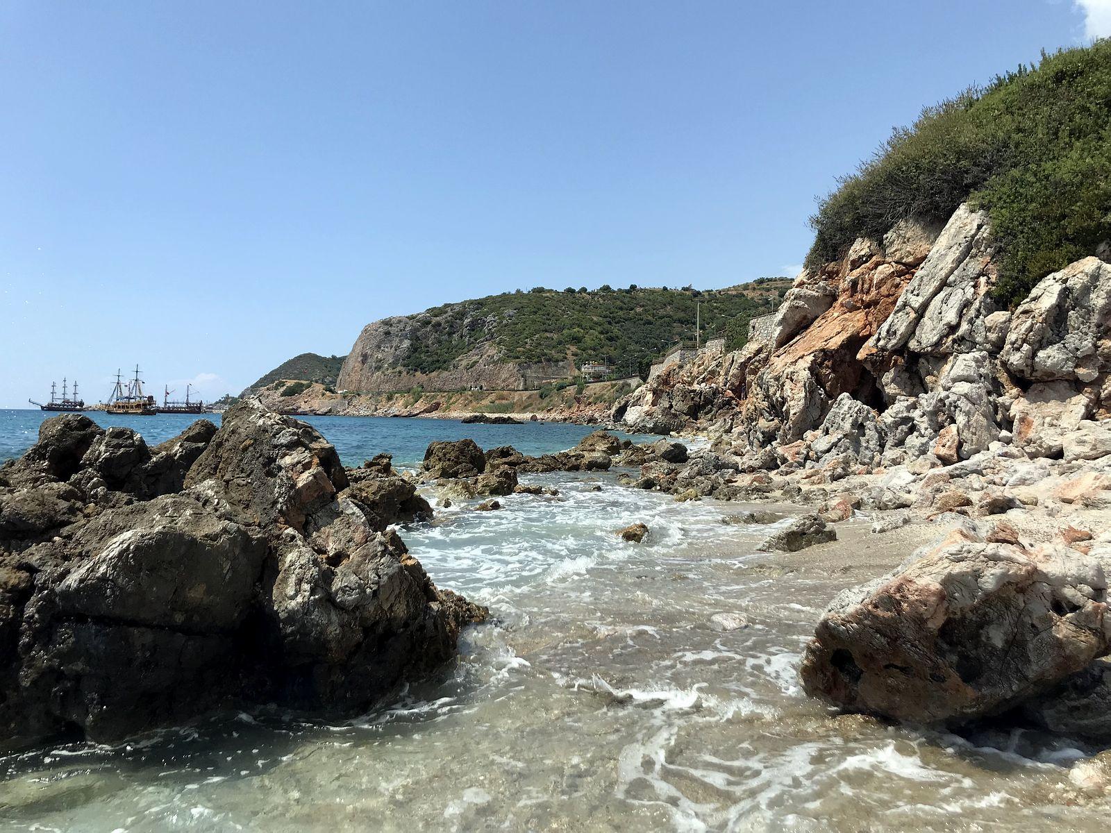 Alanya best snorkeling place